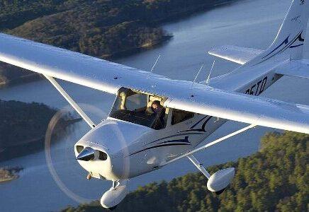 APTR 自家用操縦士(飛行機)実地試験の実施記録